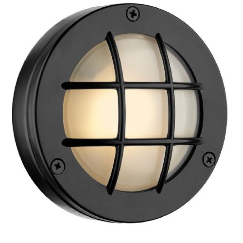 Pembroke Round Wall Light Oxidised IP44 (Hand made, 7-10 day Delivery)